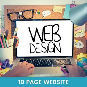 10 Page Website Package