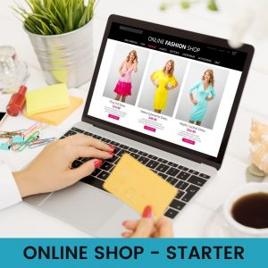 E-Commerce Starter Package – Simple Online Shop